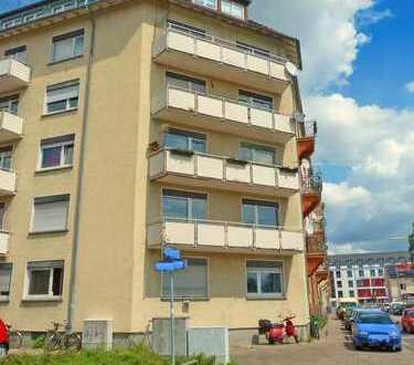 3392 - 1-Zimmerwohnung in der Oststadt!