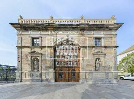 Beeindruckender Firmensitz mit historischem Eingangsportal! KURFÜRSTLICHE ORANGERIE!
