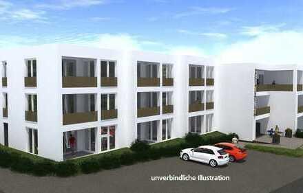 GARTENTRAUM - Leutenbach - 2-Zimmer-Neubauwohnung für barrierefreies Wohnen