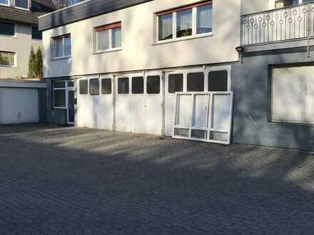 Werkstatt / Garage