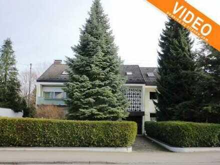 Großzügige 3 ZKB mit 2 Balkone in Ottmarshausen