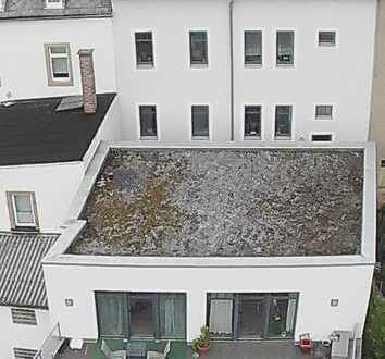 Vollständig renovierte 3-Raum-DG-Wohnung mit Dachterasse in Geringswalde