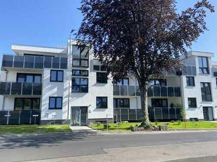 Erstbezug: freundliche 3-Zimmer-Wohnung mit Süd-Balkon in Kassel mit Herkulesblick