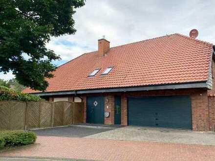 Einfamilienhaus mit Doppelgarage in Ahaus wartet auf Sie!