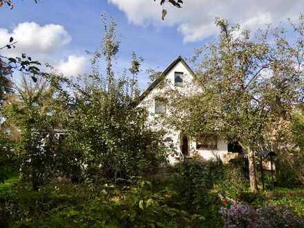 Schmuckes Zuhause in bester Wohnlage mit eigenem Obstgarten!