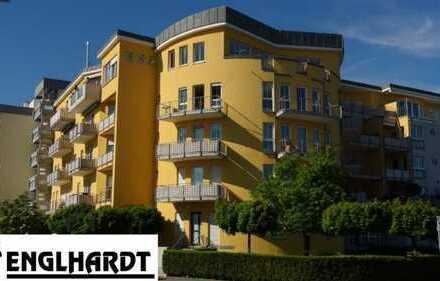 1-Zimmer Apartment mit EBK u. Balkon in Weiden-Ost