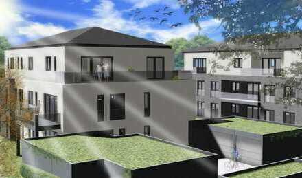 TOP barrierefreie Neubau Obergeschossmietwohnung im freistehenden 8 Familienhaus