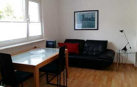 Möbliertes Apartment / Provisionsfrei / nähe Flughafen u. Messe