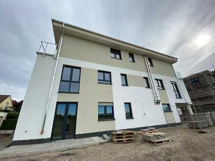 Erstbezug: Freundliche 3-Zimmer-Erdgeschosswohnung mit Terasse in Worms-Rheindürkheim