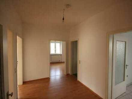 Helle, gepflegte 3 ZKB Erdgeschoß-Wohnung