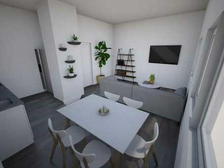 Moderne zwei Zimmer Wohnung im Zentrum von Angelbachtal