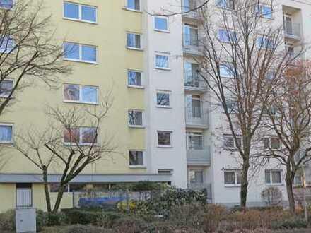 Grosszügige 1,5-Zi-Wohnung für Kapitalanleger mit Süd-Loggia in ruhiger Lage von HD-Rohrbach