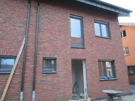 Neubau-Doppelhaushälfte in Bocholt zu vermieten