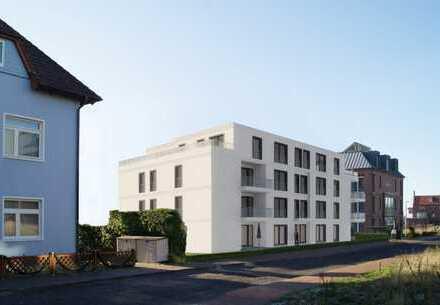 Lichtdurchflutete Eigentumswohnung mit sonnigem West-Balkon in strandnaher Lage (Wg07)