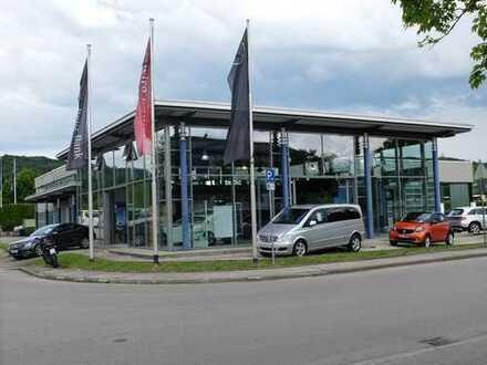 8,3 % Kapitalrendite Nähe München! Langfristig vermietetes Autohaus, Premiummarke im 5-Seen-Gebiet!
