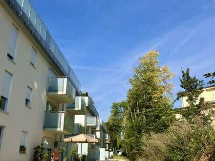 2-Zimmer-Komfort-Wohnung - Erstbezug im Rosenviertel