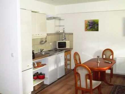ab 01.06.: möblierte 1-Zimmerwhg. mit Wlan, TV, Küche, Du/Wc, Waschmaschine, Parkplatz