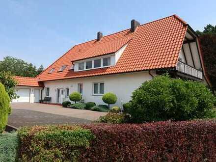 Excl. Anwesen für 2 - 3 Generationen m. Bürofläche u. gr. Garten in Minden - Nord!!