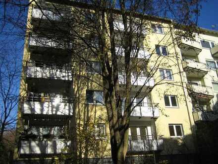 Helle 3 ZKB-Balkon zu vermieten!