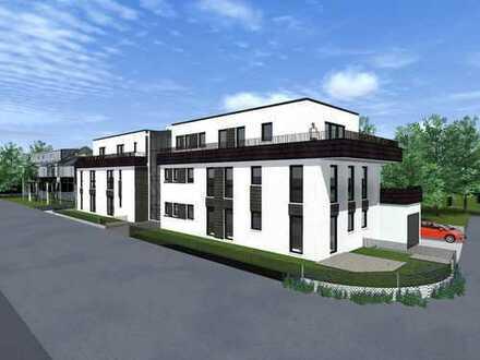 Sonnenhelle 2-Zimmer-Penthouse-Wohnung mit gr. Dachterrasse in angenehmer Wohnlage ***