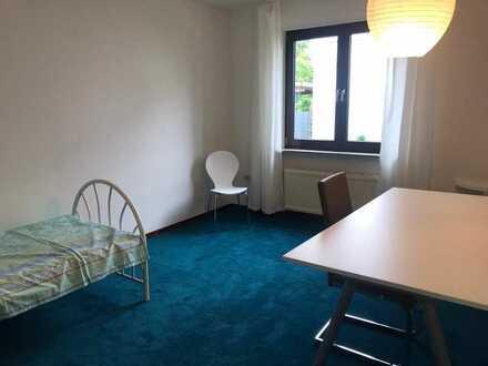 Renovierte 1-Zimmer-Erdgeschosswohnung mit EBK in Worms