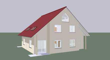 **Neubau einer tollen Doppelhaushälfte mit 400 m² Grundstück in gefragter Lage von Karow!
