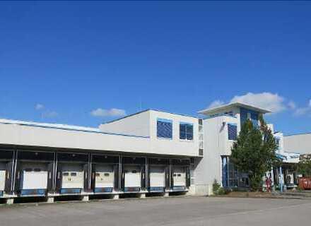 19.000 m² Lagerhalle in Eppertshausen zu vermieten!
