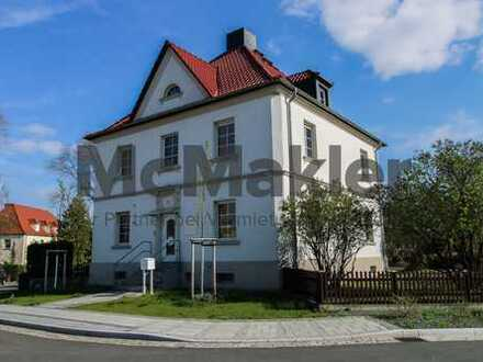 Von Wohnen bis Gewerbe: Charmante Villa mit vielseitigen Nutzungsmöglichkeiten in zentraler Lage!