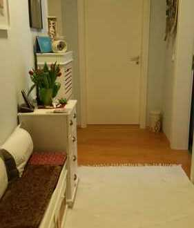 2-Zimmer-Wohnung mit Balkon und EBK sowie Gartennutzung in Hannover
