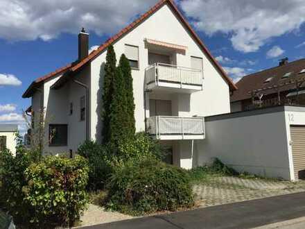 S-Heumaden, Möblierte 2-Zimmer-EG-Wohnung mit 2 Terrassen Koffer auspacken & sich wohlfühlen