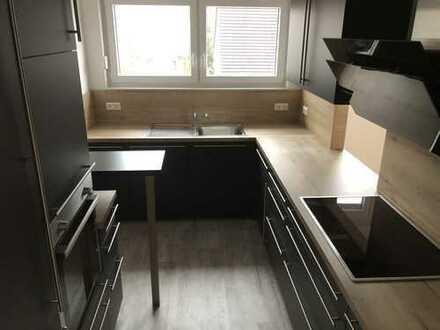 Erstbezug: schöne 4,5-Zimmer-Wohnung mit Einbauküche und Balkon in Hirrlingen