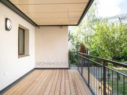 +++TOP LAGE++GESCHICHTE STILVOLL INTERPRETIERT++4-Zi.Maisonette Whg. Balkon+Aufzug++ZENTRUM WEST+++