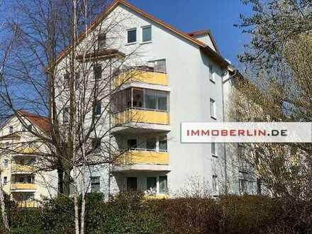 IMMOBERLIN: Liebevoll gepflegte Wohnung mit Südwestbalkon, Lift & Tiefgarage