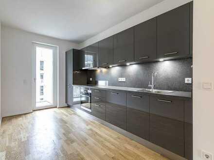 **1. Monat kaltmietfrei** Moderne 3 Zimmer mit EBK & 2 Bädern & 2 Balkone!