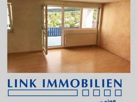 ***Sindelfingen: sehr gepflegte 1,5-Zi.-Wohnung mit Balkon und Weitblick***