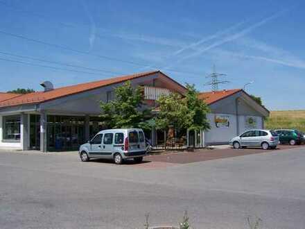 Gewerbefläche in Fachmarktzentrum