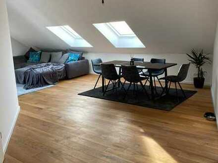 Stilvolle 4 Zimmer Penthouse-Wohnungen mit Balkon