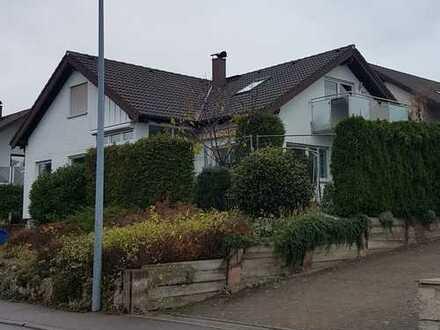 TOP Immobilie: freistehendes Ein-/Zweifamilienhaus mit Wintergarten und Doppelgarage
