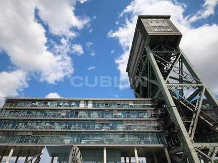 Büroflächen im Hammerkopfturm der Zeche Minister-Stein