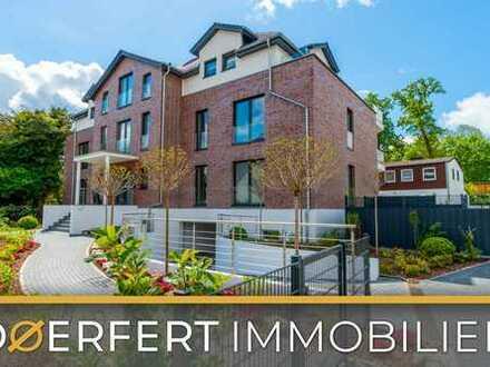 Hittfeld - Seevetal | Luxus Appartement mit höchstem Anspruch an Qualität mit Garage und Terrasse