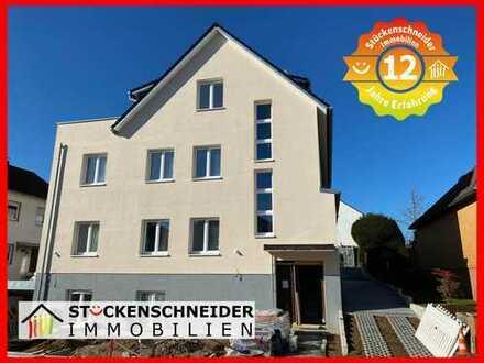 Lichtdurchfluteter LUXUS! NEUBAU-Dachgeschoss-Wohnung mit sonniger Terrasse! WE4 - www.isi-wohnen.de