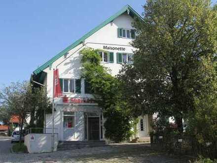 Erstbezug nach Sanierung: 4-Zimmer-Maisonettewohnung mit großer Wohnküche und Gartenanteil, 113m²