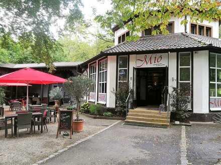 Geschäftsübergabe ! Restaurant in historischem Gebäude im Kurpark Langenbrücken