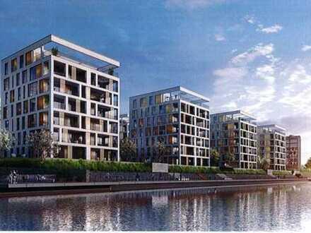 Urlaub Zuhause: 3 Zimmer Gartenwohnung direkt am Wasser 110 m² Wohnfläche +124 m² Gartenfläche