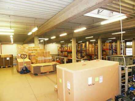 Tolle Halle, Büro, Ausstellung, 1500 m² an der A 30 zu vermieten, Hakenbusch 2, 49078 Osnabrück