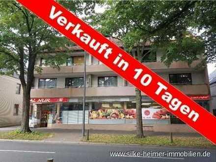 ** Modernisierte Eigentumswohnung in zentraler Lage von Vegesack - ideal auch als Anlageobjekt ! **