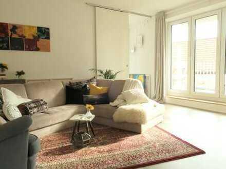 Beverbäker Wiesen - großzügige 2 Zimmer mit Einbauküche und großem Balkon