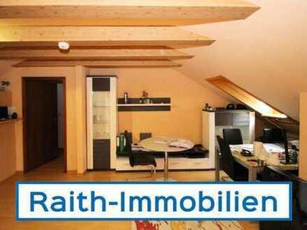 3-Zimmer Dachterrassenwohnung in Augsburg-Kriegshaber - Nähe Uniklinik