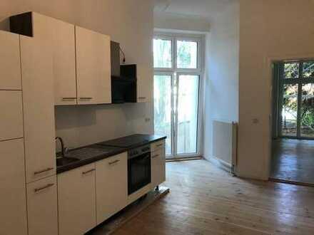 2 Zi Maisonette (UG) + 1 Wohnküche im GH mit Garten + Hobbyraum