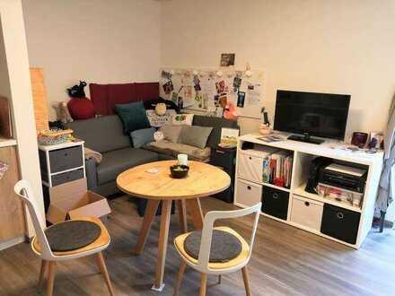 Vollmöbliertes XL-Komfort-Apartment mit Balkon